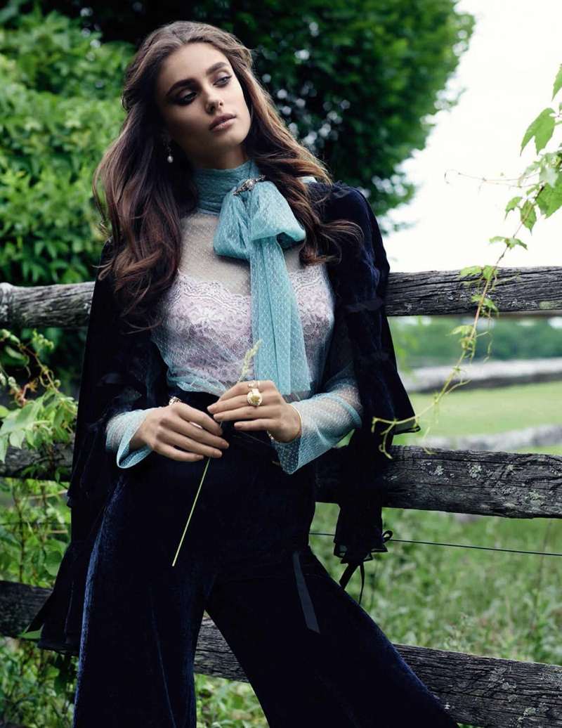 TAYLOR HILL, VOGUE SPAIN SEPTEMBER 2015