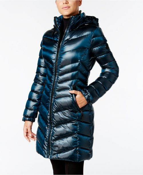 THE PUFFER COAT IS COOLER THAN EVER