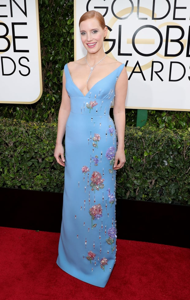 2017 Golden Globes Fashion Winners of the Night