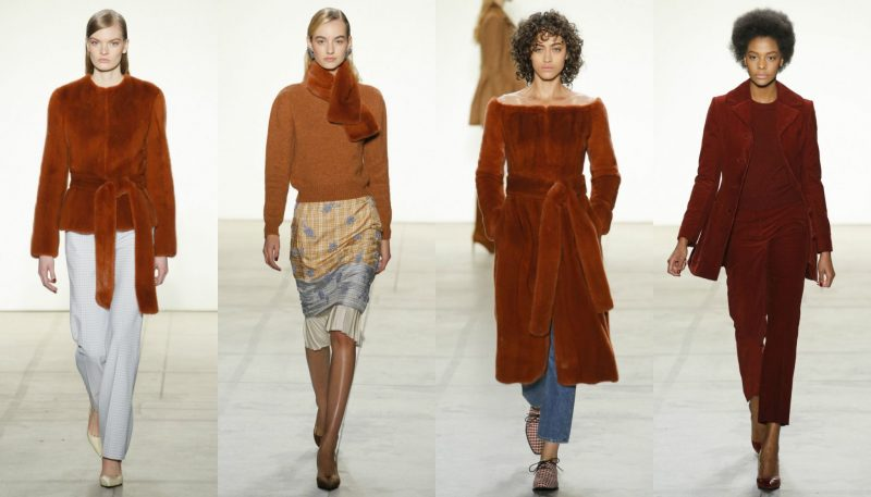 NYFW Day 1: Brock Collection/Ulla Johnson