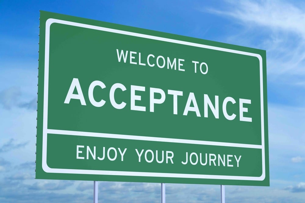Face to Face with Self-Acceptance